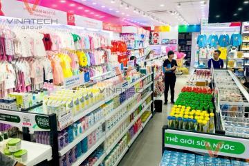 Hướng dẫn mở siêu thị bán đồ trẻ em kinh doanh hiệu quả