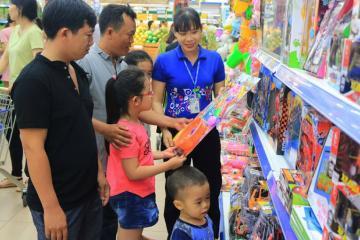 Mở siêu thị đồ chơi trẻ em, kinh nghiệm mở shop đồ chơi