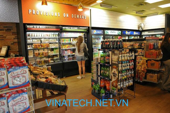 Mở siêu thị mini tại Đồng Tháp