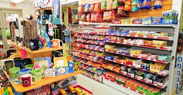 Giá kệ siêu thị tại Hải Phòng