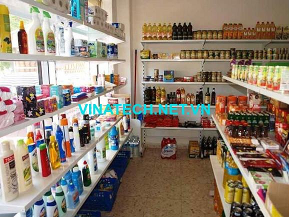 Giá kệ siêu thị tại Lạng Sơn