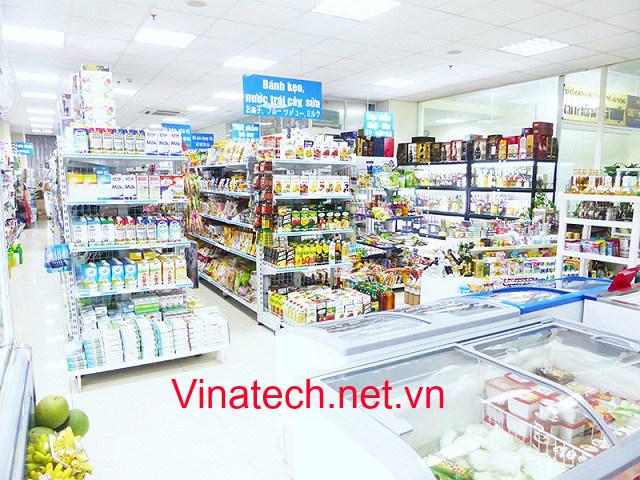 Tư vấn mở siêu thị mini tại Long An
