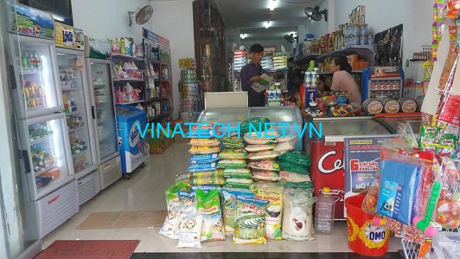 Bán giá kệ siêu thị tại Phú Thọ
