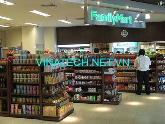 Kệ siêu thị tại Thái Bình giá cả phải chăng, lắp đặt tận nơi