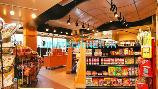 Giá kệ siêu thị tại Yên Bái