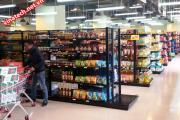 Kệ bán hàng siêu thị khuyến mãi mua ở đâu tốt?