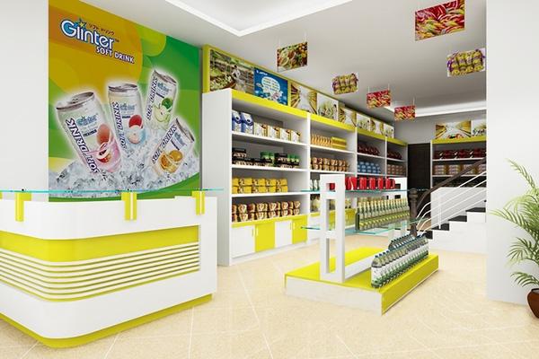 Mua kệ siêu thị giá rẻ nhất ở đâu tại hà nội?