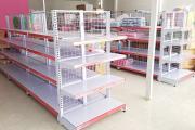 Giá kệ để hàng kém chất lượng tràn lan thị trường cận Tết