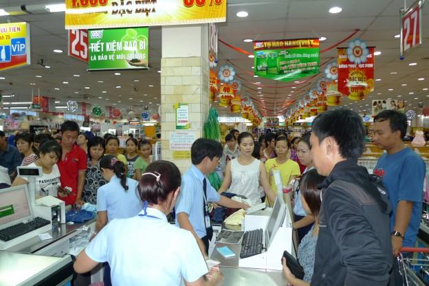 Tư vấn  và giới thiệu phần mềm quản lý chuỗi cửa hàng siêu thị