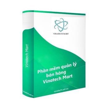 Phần mềm quản lý bán hàng full vinatech mart
