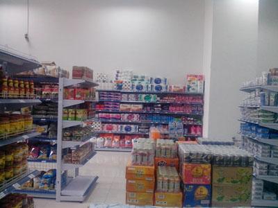 Mở rộng phân phối kệ siêu thị cho các đại lý