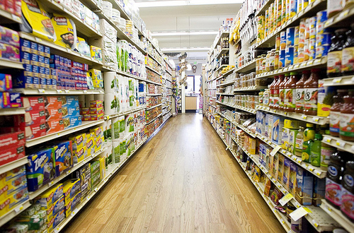 Giới thiệu các phụ kiện cho siêu thị vinatech cung cấp