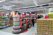 Quầy kệ siêu thị giá rẻ mua ở đâu?