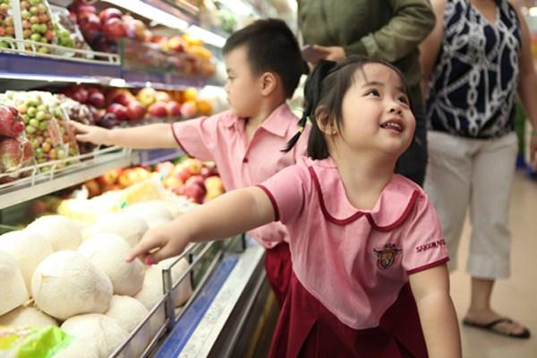 Cách sắp xếp hàng hóa tăng doanh thu cho siêu thị