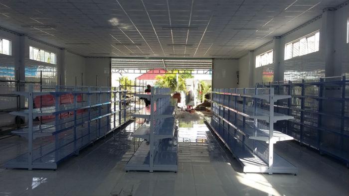 Lắp đặt siêu thị mini cho anh Trường tại Châu Thành, Tiền Giang