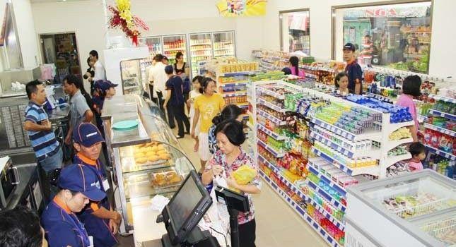 Kinh nghiệm kinh doanh siêu thị mini cho bạn quan tâm