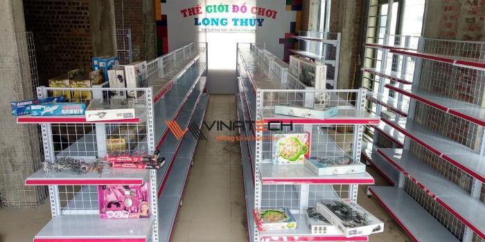 Lắp đặt thế giới đồ chơi Long Thủy tại Hoàng Quốc Việt, Hà Nội