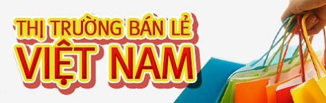 Các loại cửa hàng bán lẻ và siêu thị tại Việt Nam