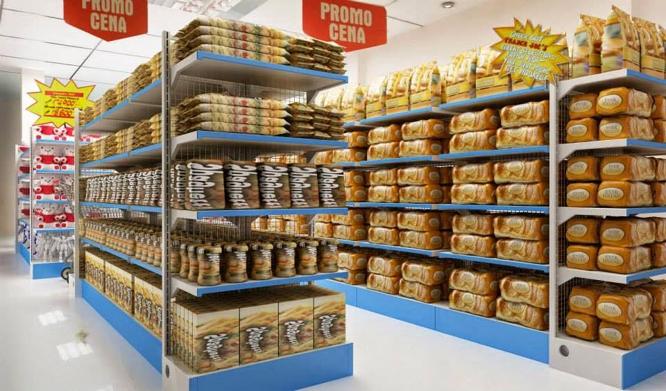 Thị trường giá kệ siêu thị 2014