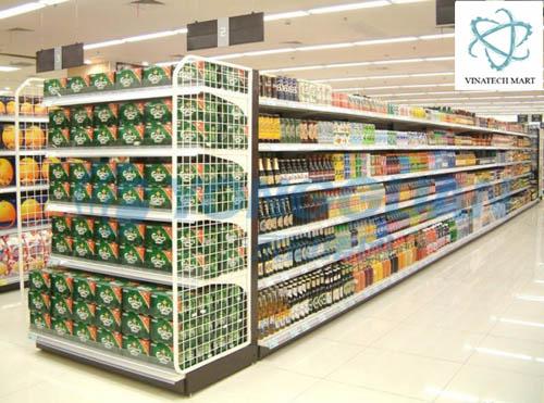 Thiết bị siêu thị vinatech luôn đảm bảo chất lượng tốt giá rẻ nhất thị trường