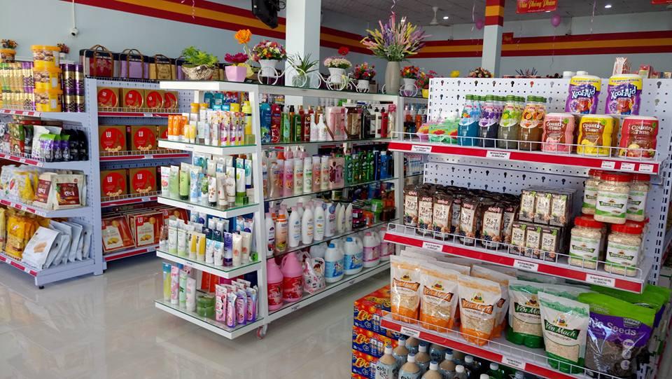 Tiết kiệm hơn với những chiếc kệ, tủ bán hàng tạp hóa thanh lý TP.HCM, Hà Nội, Đà Nẵng