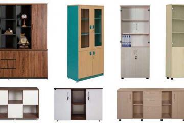 Xem ngay 5 mẫu tủ trưng bày sản phẩm đẹp giá rẻ