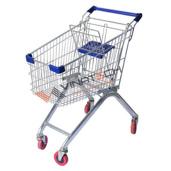 Xe đẩy hàng siêu thị VNTX